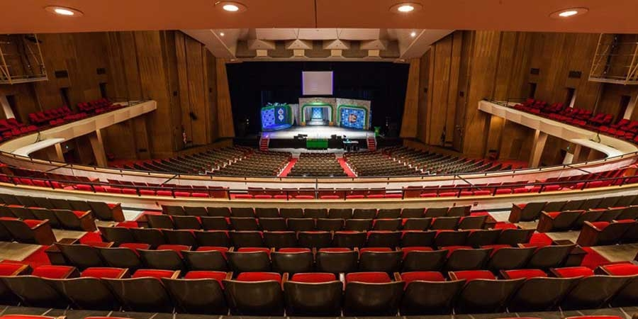 Auditoriums and Large Venues